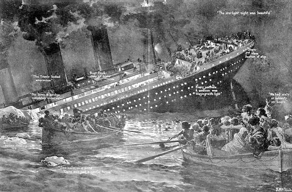 To live forever, we must leave the sinking ship
